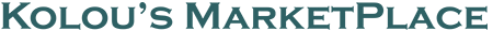 Kolou African Market Logo